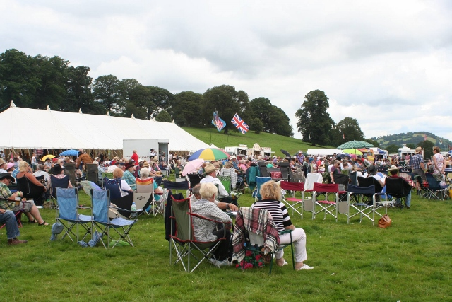 Welshpool country and western weekend festival smithy park for Western pool show 2015